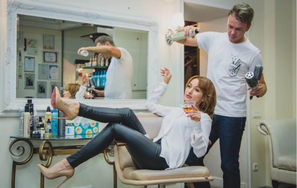 Usaha Salon dan SPA