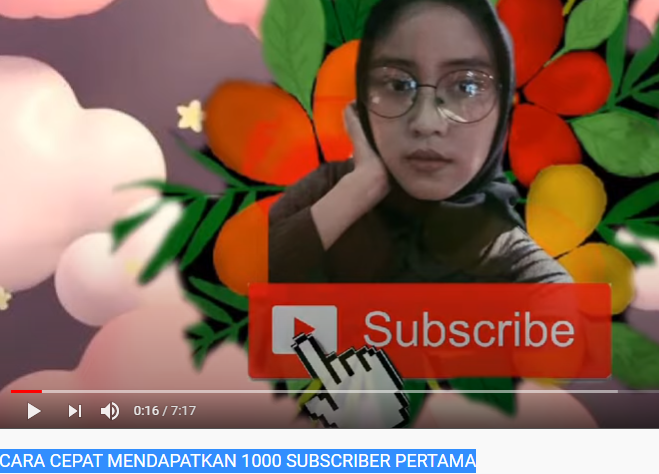 1000 Subscriber